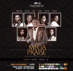 Mega Praise 19
