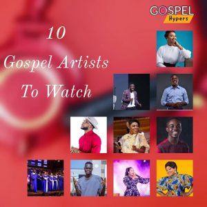 10 gospel artiste