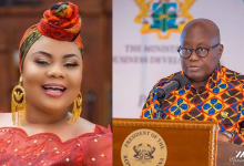 empress gifty and Akuffo Addo- gospel2me