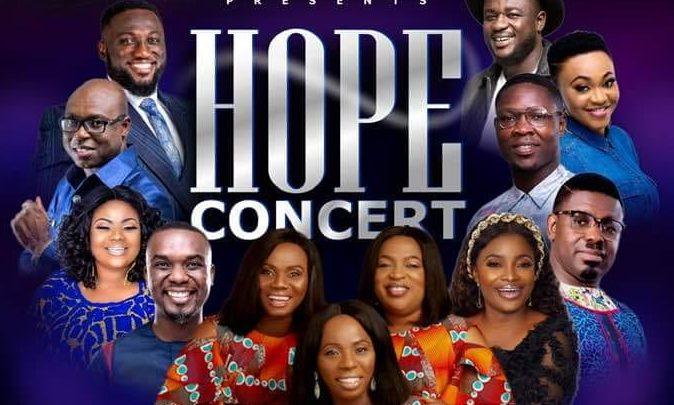 hope concert 2020 gospel2me