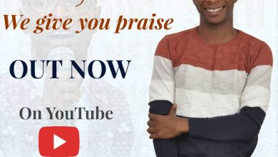 Seth Newsong we give you praise 2
