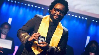 Dr. sonnie badu recives appointment as professor of music